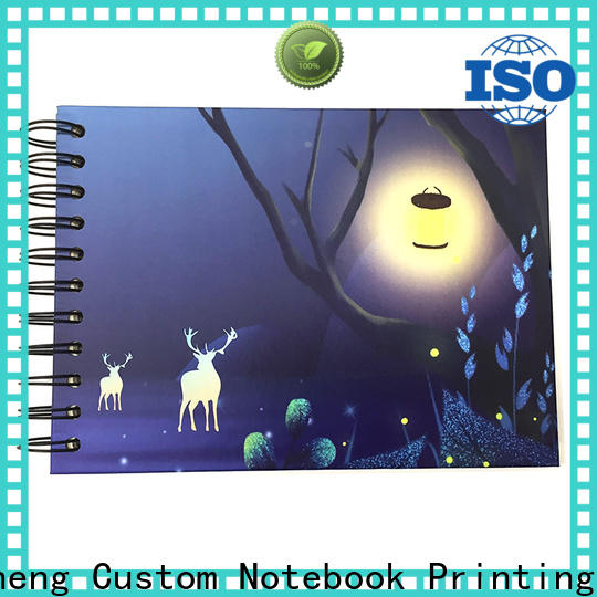 Dezheng New self adhesive photo albums Supply for gift