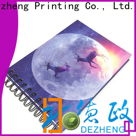 Dezheng adhesive photo scrapbook for business for festival