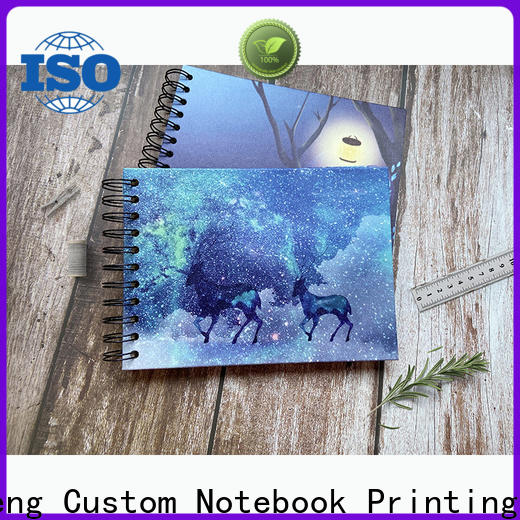 Dezheng Eco Friendly Notebooks Wholesale for business for personal design