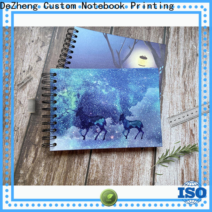 Dezheng Latest self adhesive album manufacturers for gift