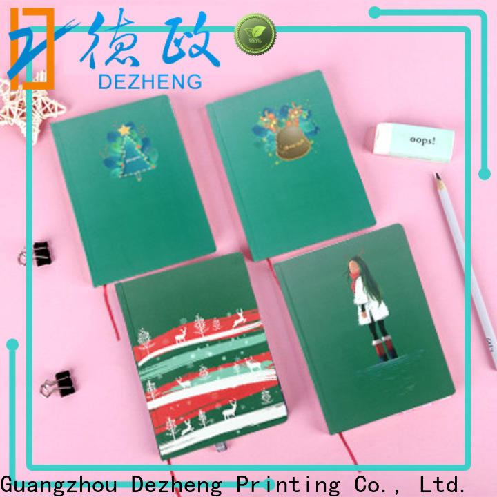 Dezheng Top personalized notebooks Supply For journal