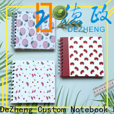 Dezheng New Hardcover Notebook Manufacturers company for personal design