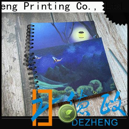 Dezheng scrapbook style photo album Suppliers for friendship
