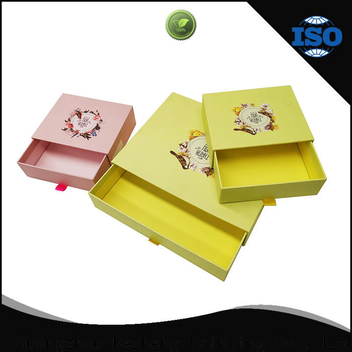 Wholesale paper flower box gift