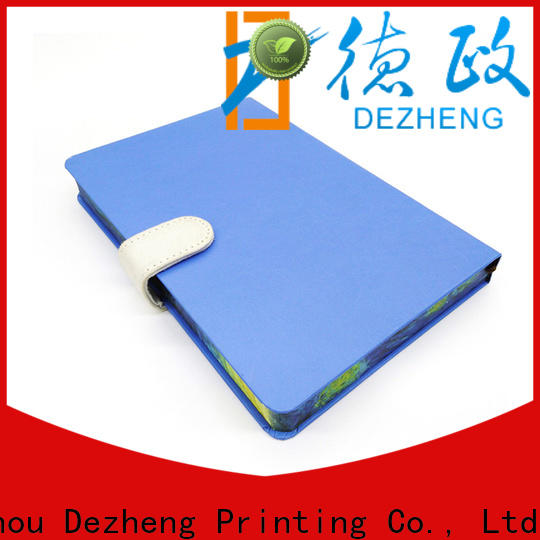 Dezheng Wholesale Leather Bound Journals Manufacturers for business For journal