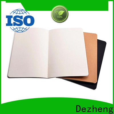 Dezheng Wholesale Paper Notebook Suppliers manufacturers For student