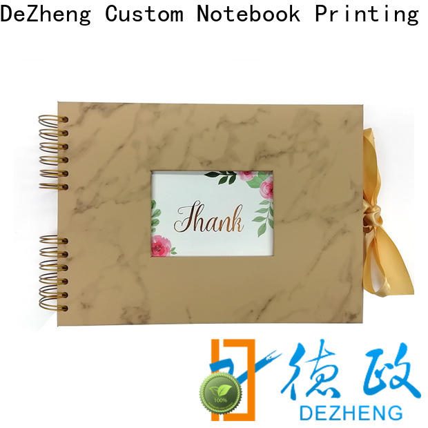 Dezheng durableBest professional leather photo albums for business For photo saving