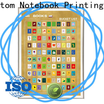 New book scratch poster see for business For movies collect