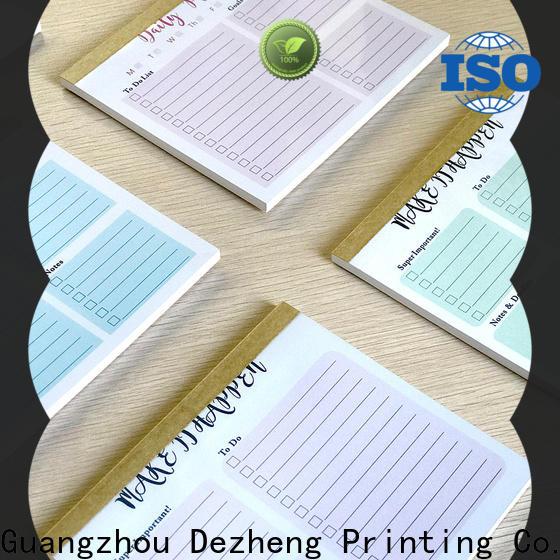 Dezheng best to do list customization