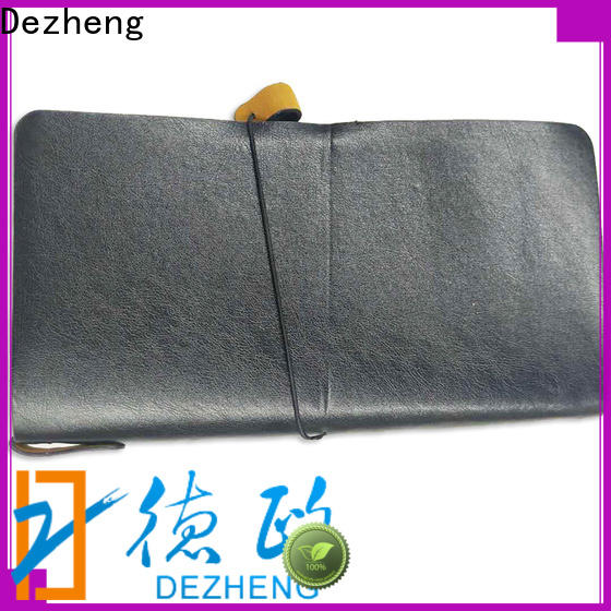 Dezheng Latest custom leather bound journal for business For student