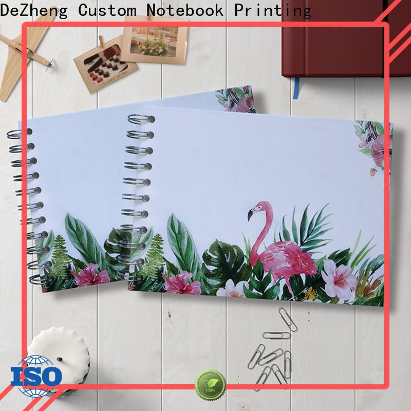 Dezheng High-quality self stick photo album Suppliers for festival