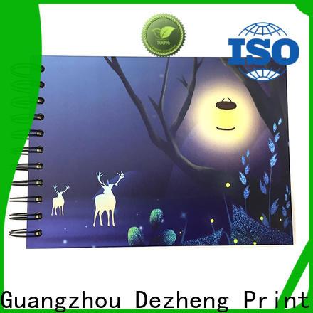 Dezheng Wholesale album photo scrapbooking for business for friendship