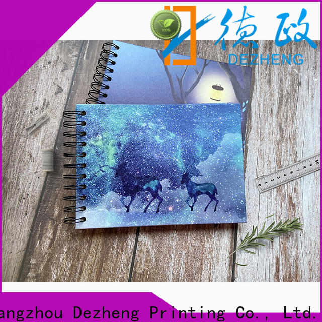 Dezheng notebook personalised notebooks For Gift