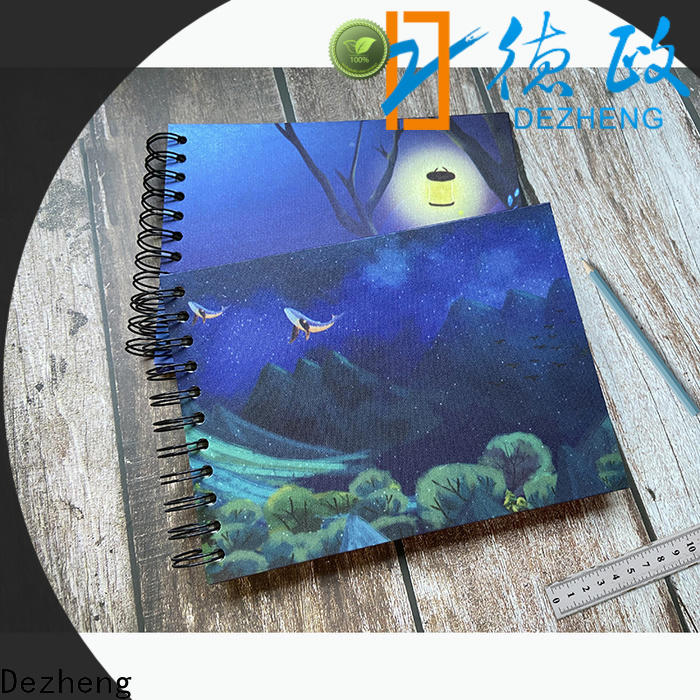 portable School Notebooks Wholesale leather Suppliers for personal design