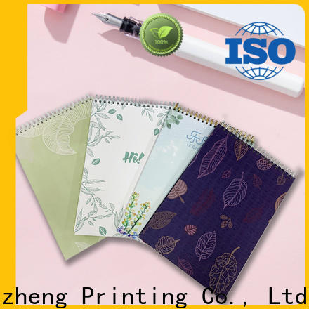 Dezheng Wholesale Paper Notebook Suppliers company for journal