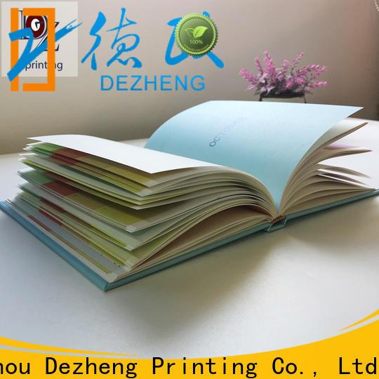 Dezheng student custom notebook for business for journal