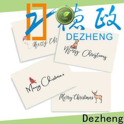 durable cards envelopes white customization For festival gift