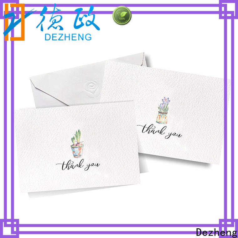 durable greeting cards for kids paper Supply for gift