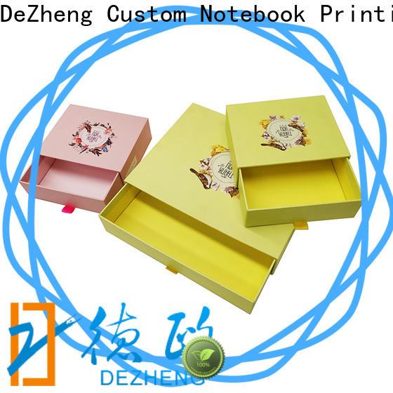 Dezheng a5 paper box company