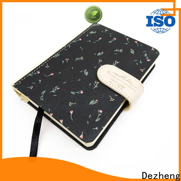Dezheng leather Factory Direct Notebooks factory For journal