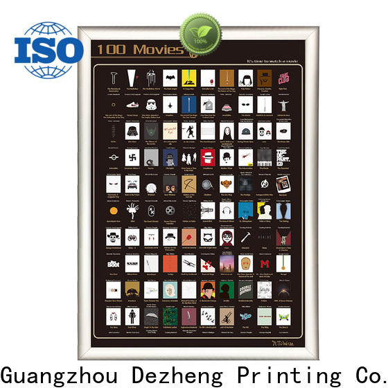 Dezheng books 100 movies for business for movie collect