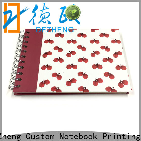 Dezheng portable album photo scrapbooking for business for gift
