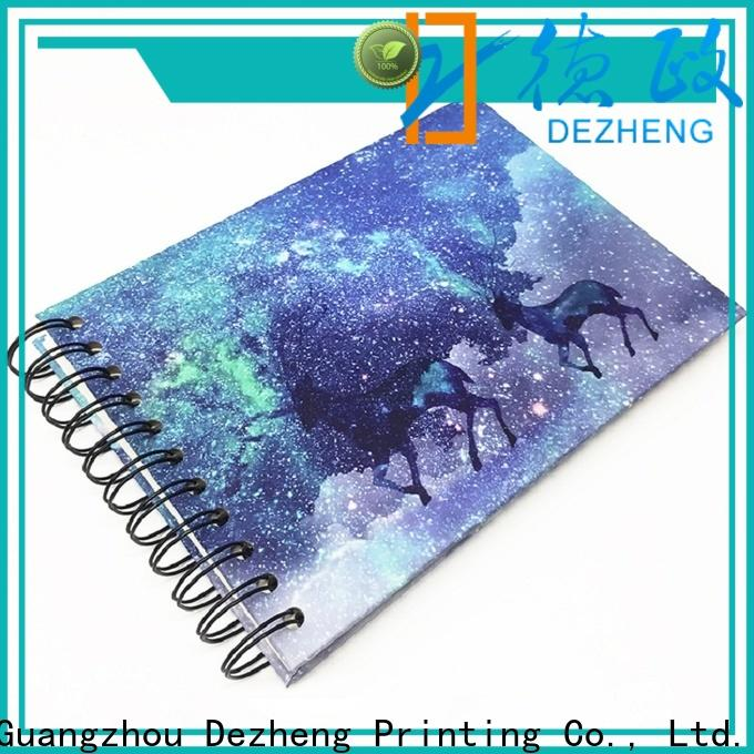 Dezheng latest album photo scrapbooking company for friendship
