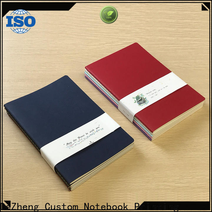 Dezheng Wholesale engineering paper notebook customization For business