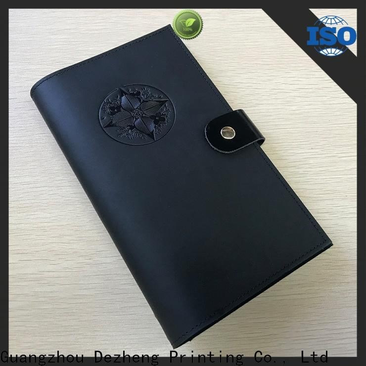Dezheng Top nice leather journal bulk production For meeting