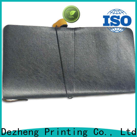 high-quality journal books leather Suppliers For meeting