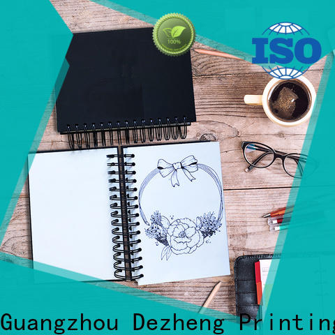 Wholesale high quality sketchbook free design Suppliers For notebook printing