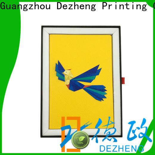 Dezheng b5 custom mini notepads For school