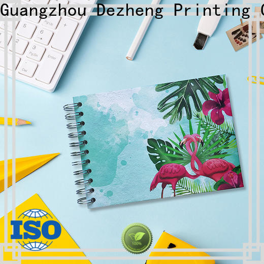 Dezheng latest self adhesive photograph albums manufacturers for friendship