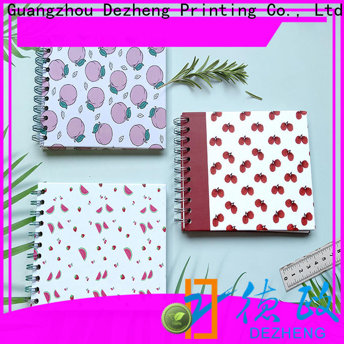 Dezheng Notebooks For Students Wholesale factory For Gift