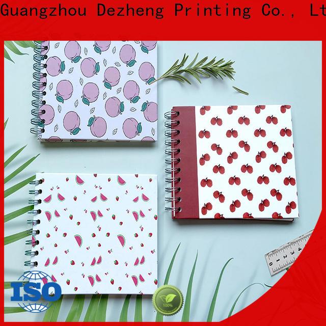 Dezheng photo photo album scrapbook Suppliers for festival
