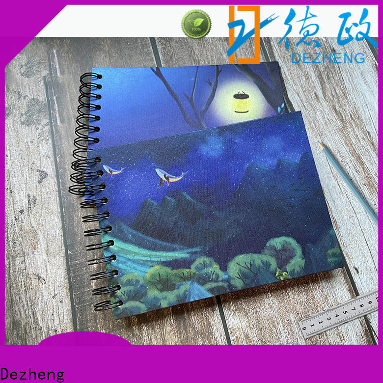 durable Factory Direct Notebooks holder customization For DIY