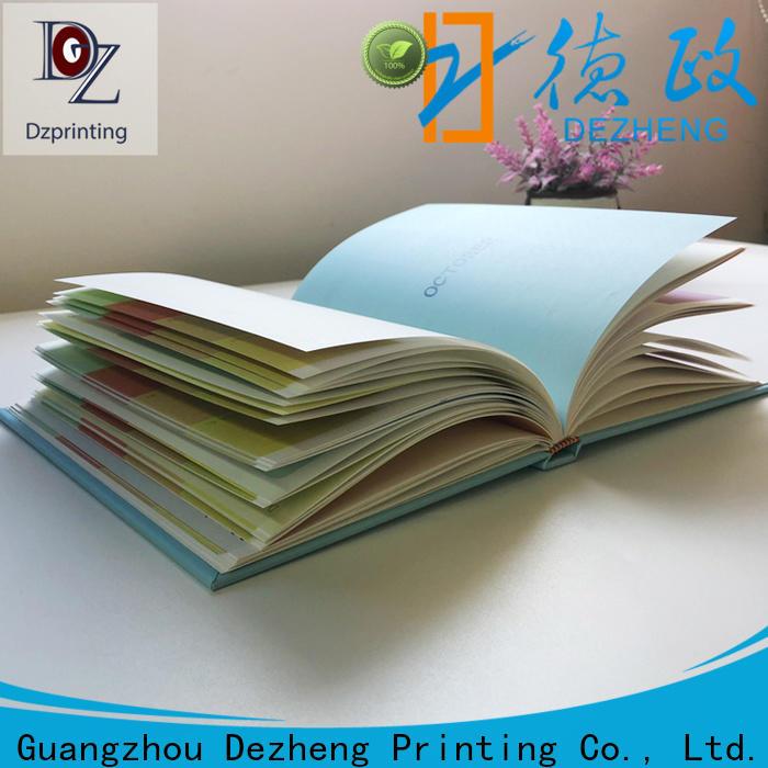 Dezheng Custom notebooks factory factory for notetaking