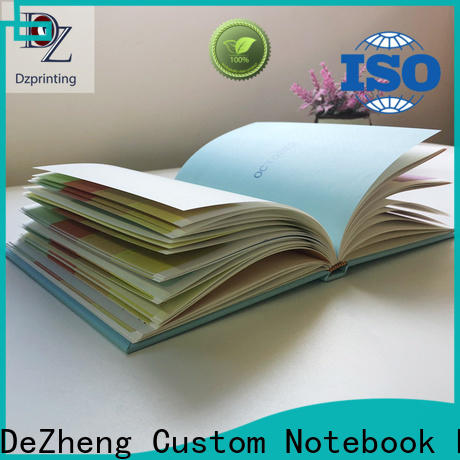 Dezheng portable Factory Direct Notebooks Supply For journal