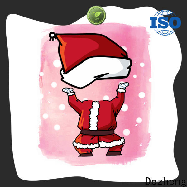 Dezheng Latest contemporary christmas cards factory for Christmas gift