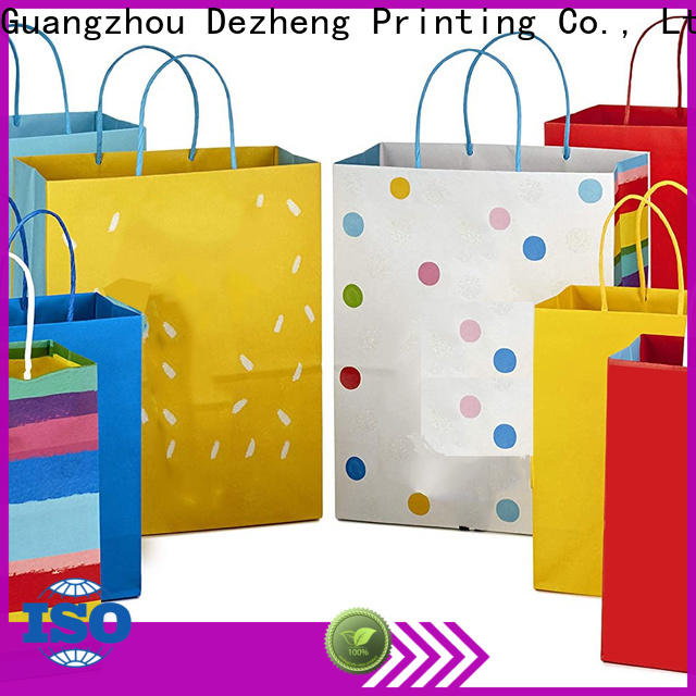 Dezheng Supply custom printed paper boxes factory
