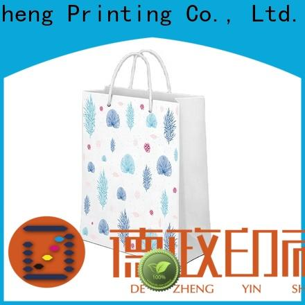 Dezheng recycled paper jewelry boxes for business
