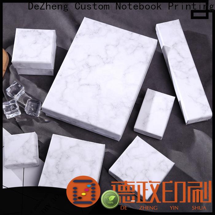 Dezheng paper box packaging manufacturers Supply
