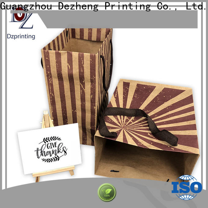 Dezheng recycled paper box Supply