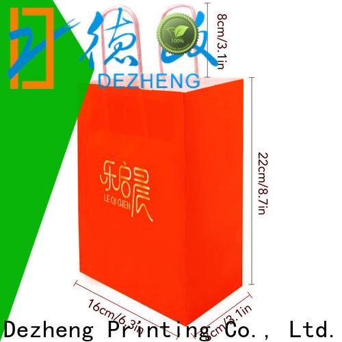 Dezheng Supply paper gift box Supply