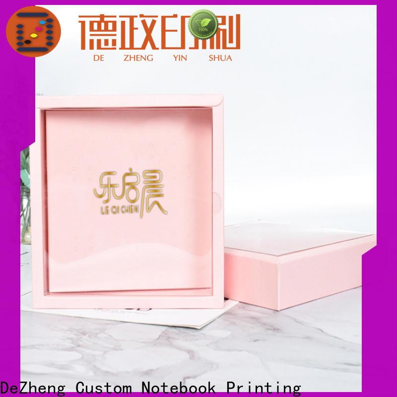 Dezheng factory paper box packaging manufacturers Suppliers