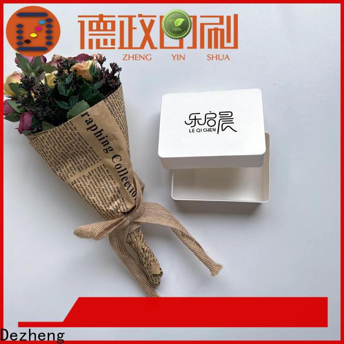 Dezheng customization kraft paper gift box Suppliers
