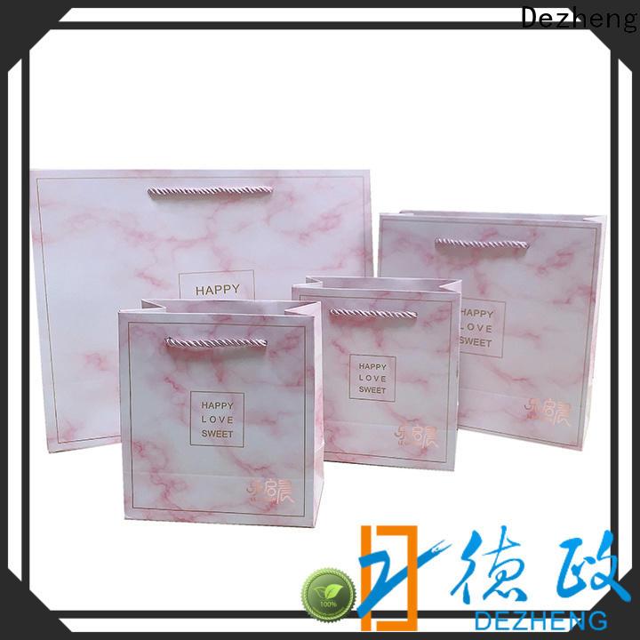 Dezheng kraft paper gift box