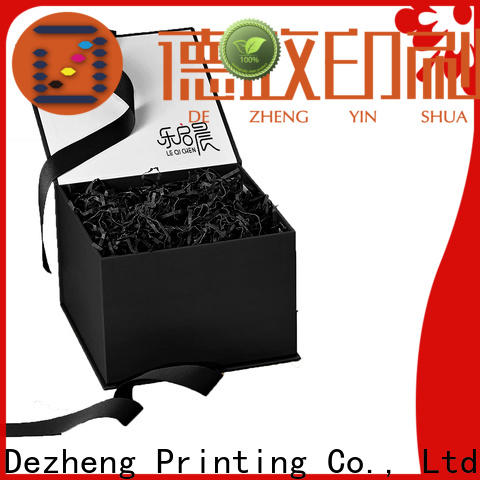 Dezheng paper gift box manufacturers