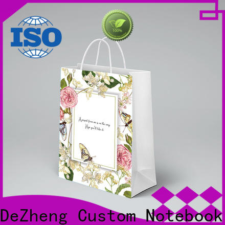 Dezheng for business paper jewelry box customization