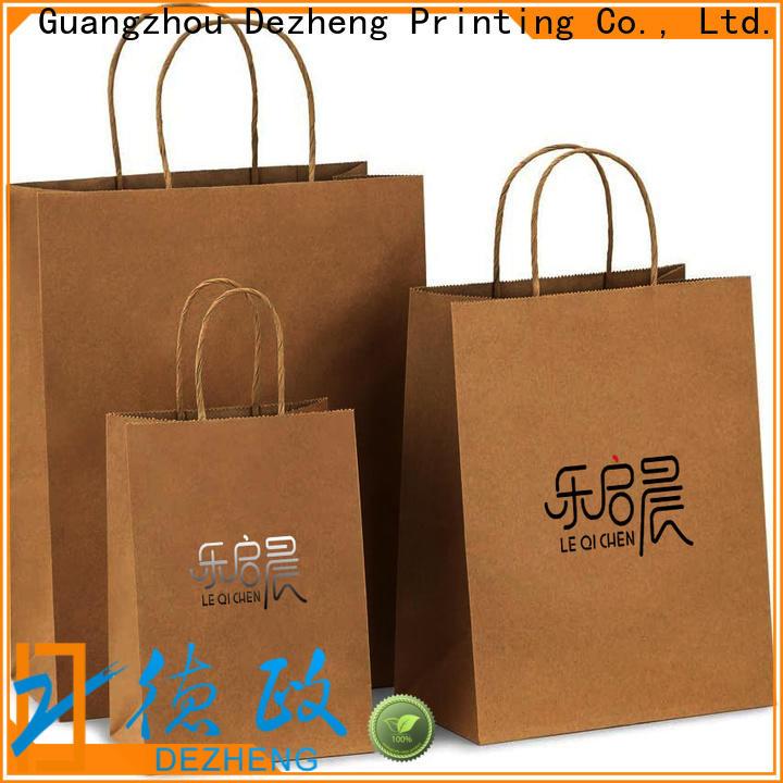Dezheng for business paper packing box customization